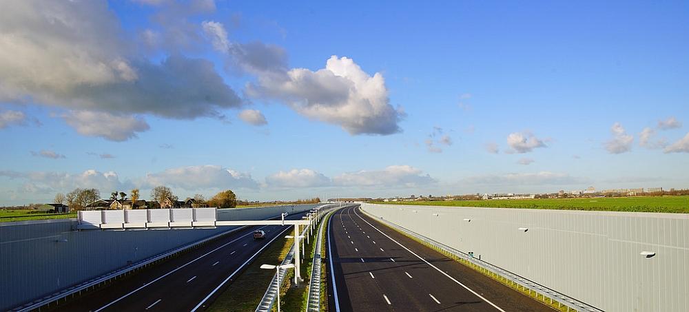 Duurzame oplossing waterproblemen A4 Midden-Delfland nodig