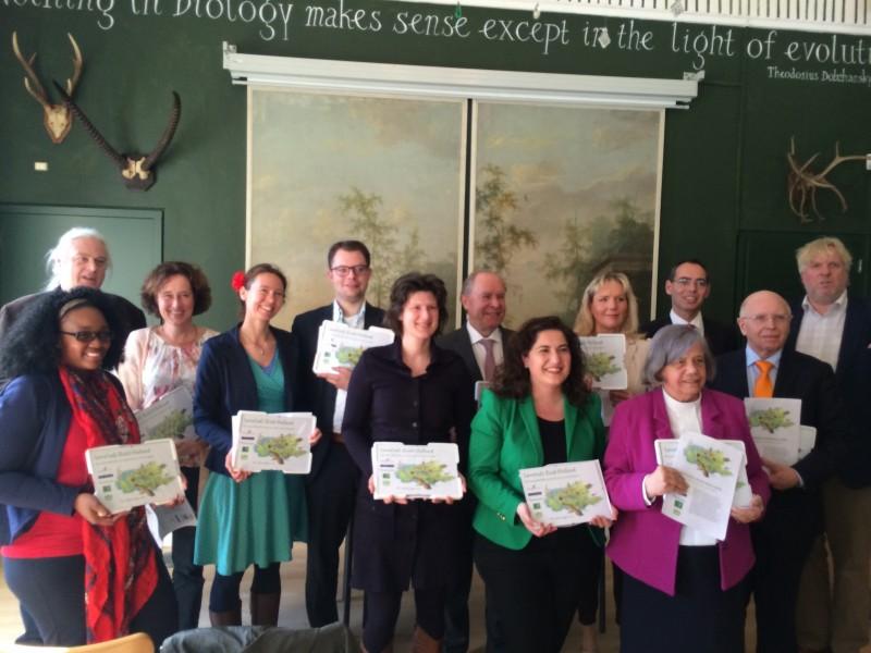 Brede politieke steun voor Natuurmanifest Zuid-Holland