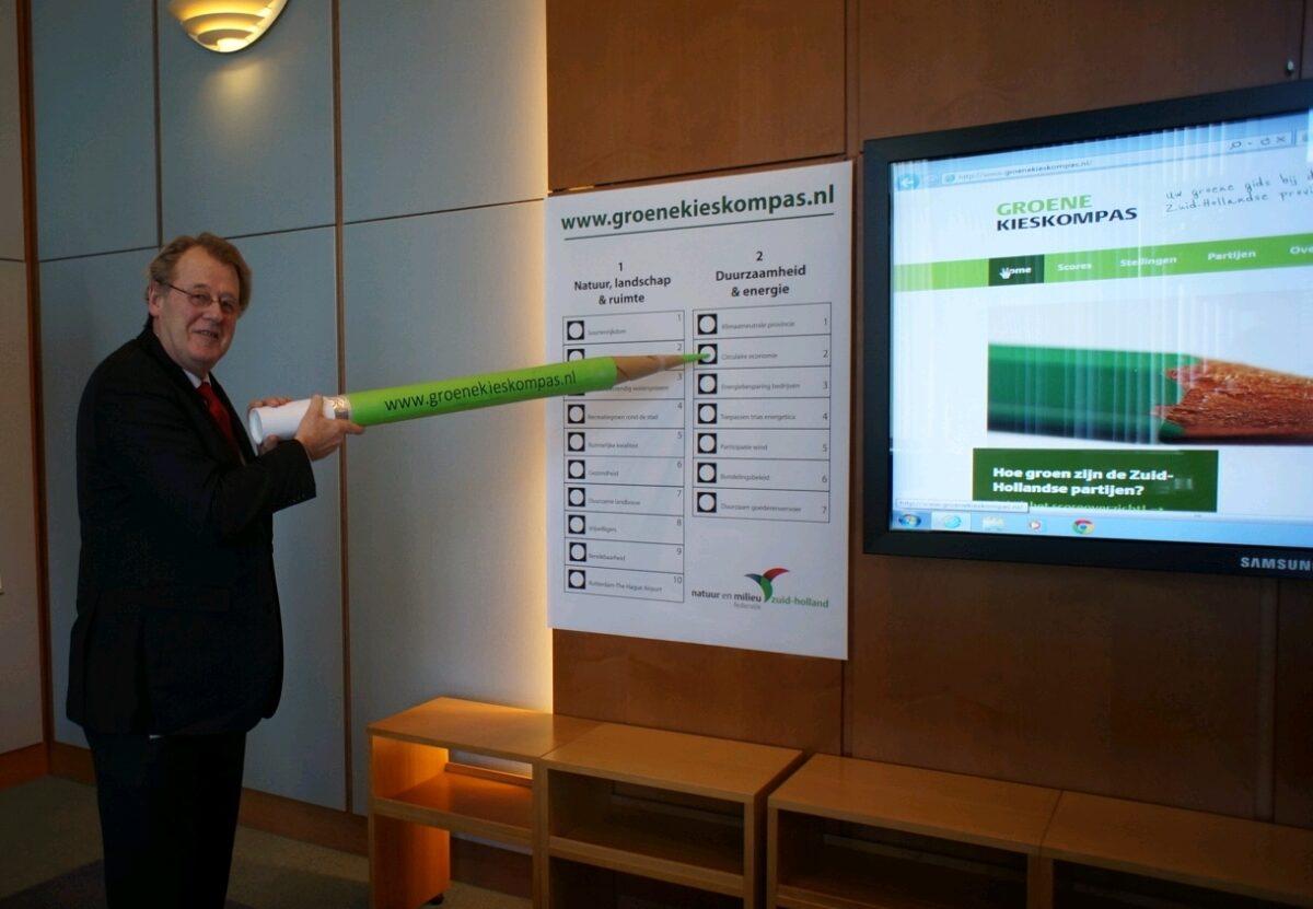 NMZH lanceert Groene Kieskompas voor Zuid-Hollandse provinciale verkiezingen