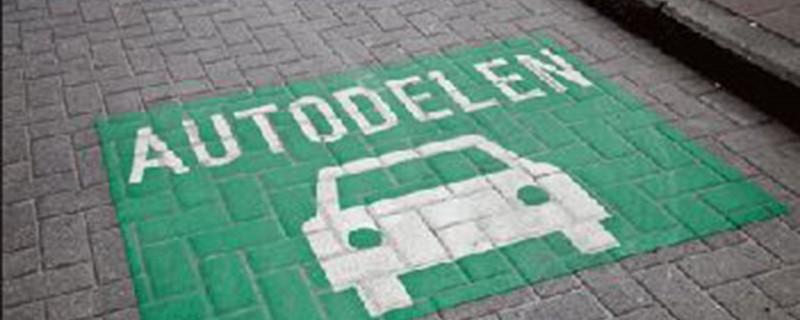 Over drie jaar honderdduizend deelauto's in Nederland