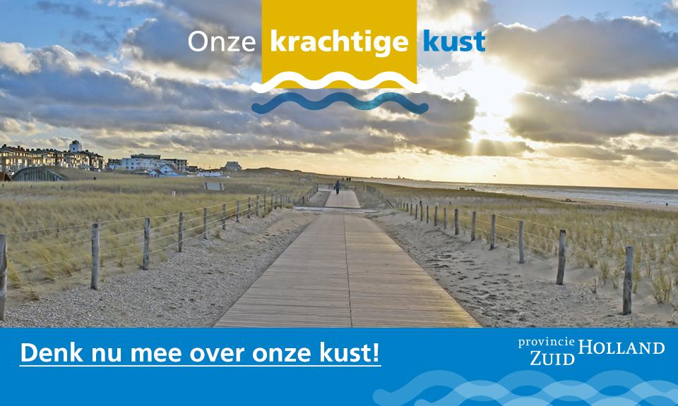 Denk mee over de toekomst van de Zuid-Hollandse kust!