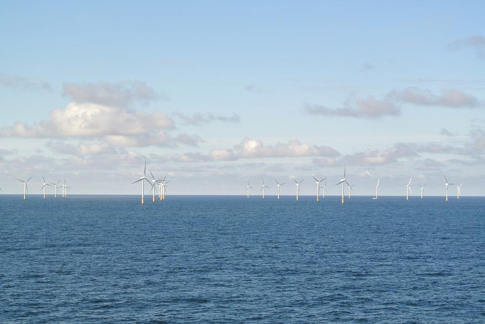 Aanlanden netten op zee 2030