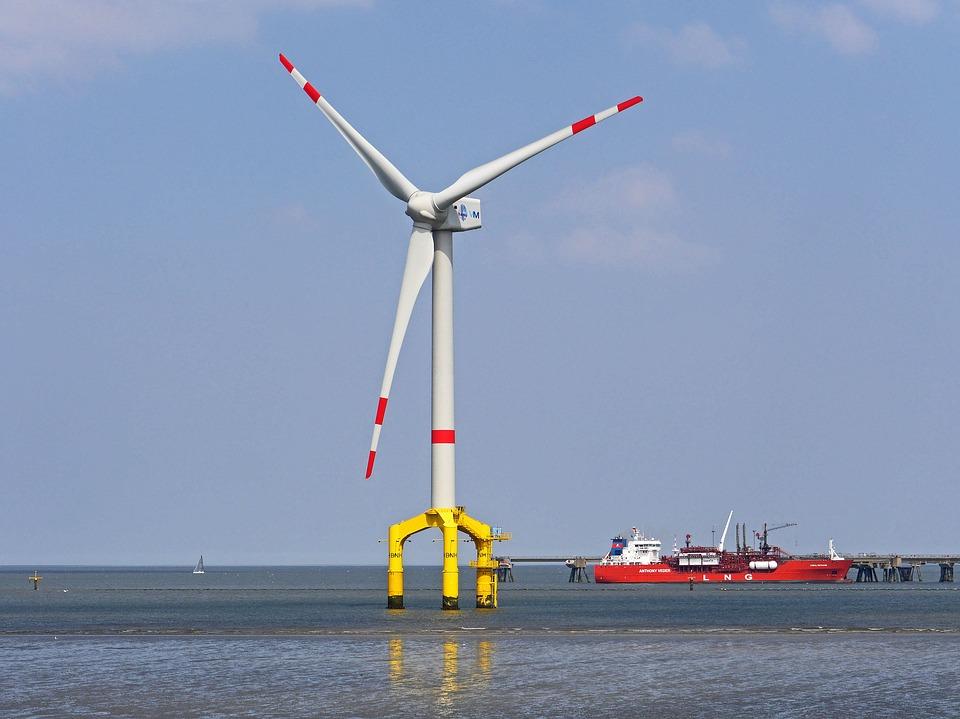 LNG transportbrandstof zeevaart en binnenvaart