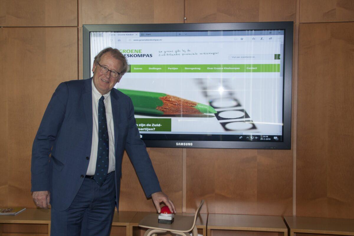 Groene Kieskompas helpt kiezer die om natuur en landschap geeft op weg bij verkiezingen Provinciale Staten Zuid-Holland