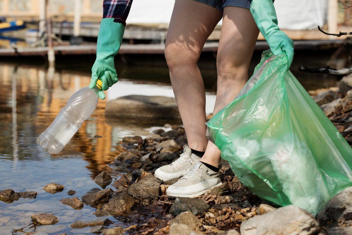 Wereldprimeur: wetenschappelijk onderzoeksprogramma microplastics