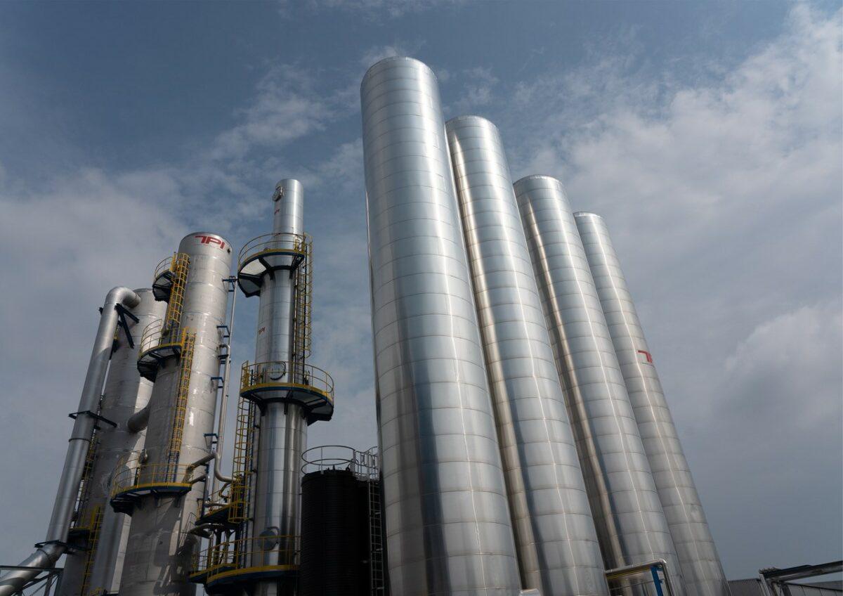 Bezoek NMZH aan C02-afvanginstallatie bij afval- en energiecentrale AVR in Gelderse Duiven