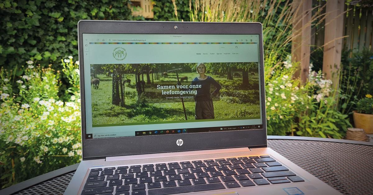 Natuurorganisaties lanceren website: 'Samen voor onze leefomgeving'