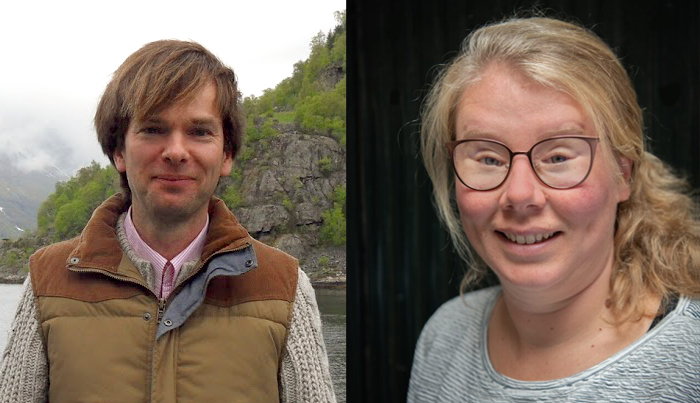 De NMZH verwelkomt Louise Bokhoven en Bart Kreulen