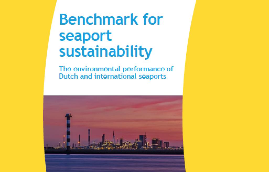 Rapport 'Benchmark for seaport sustainability'over duurzaamheid zeehavens