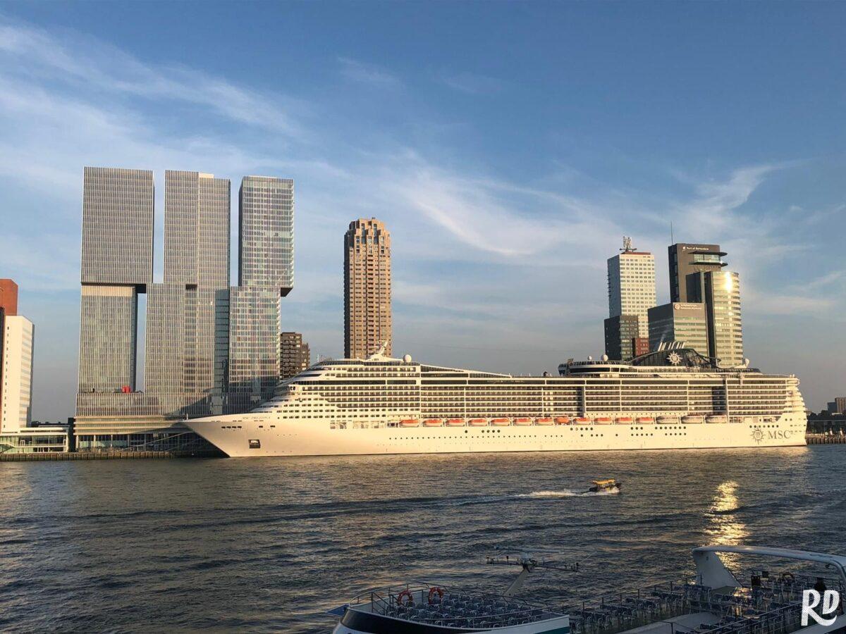 Eindelijk grootschalige uitrol walstroom Rotterdam