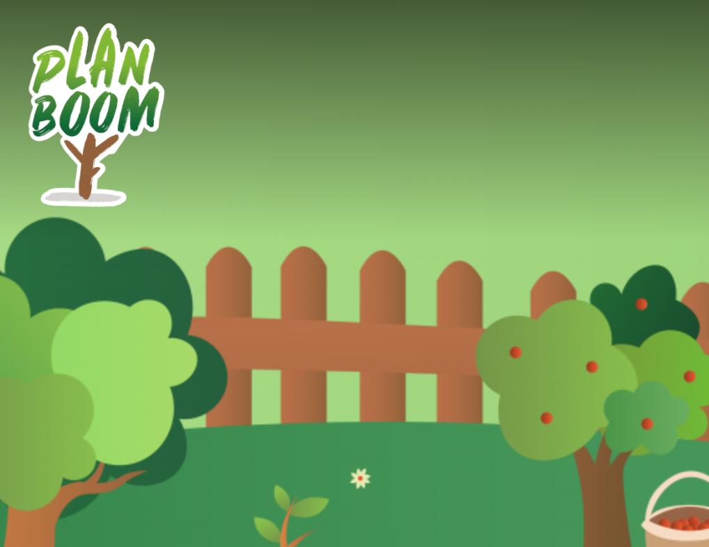 Plant een boom - met Plan Boom